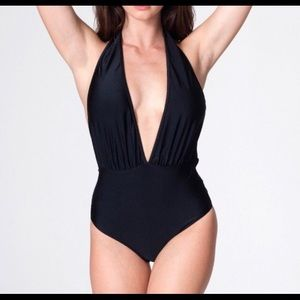 American Apparel One Piece Swimsuit